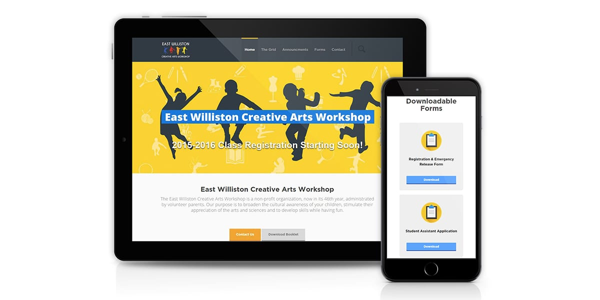 East Williston Creative Arts