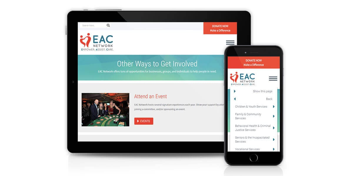EAC Network - Our Work
