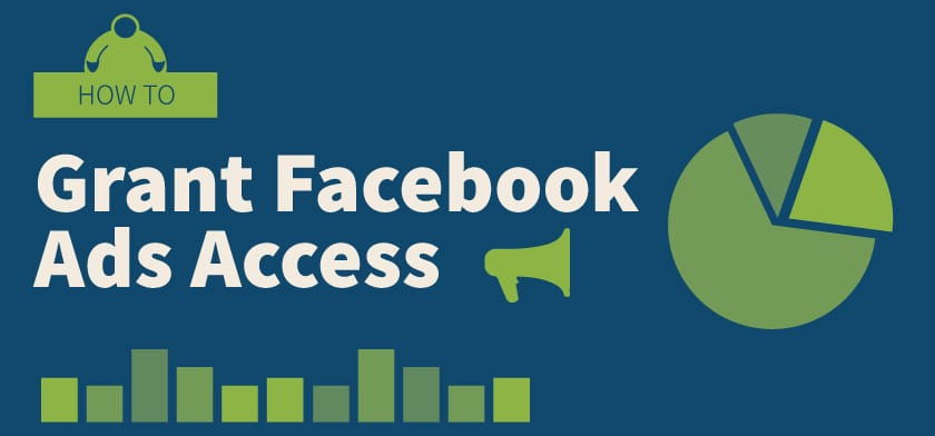 how to grant facebook ads access