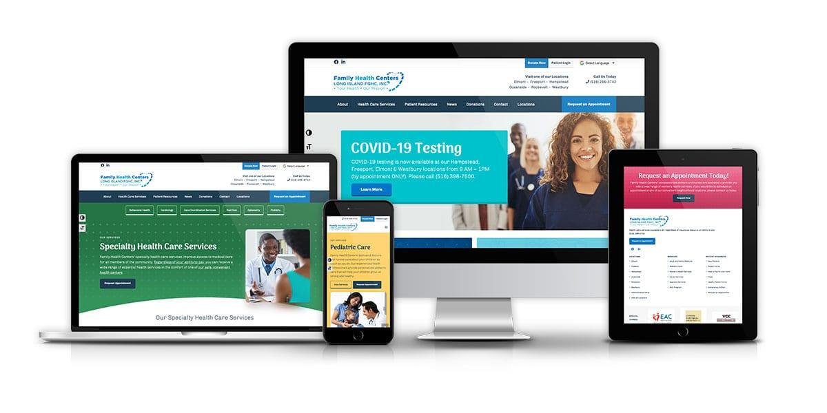 Family Health Centers - Portfolio