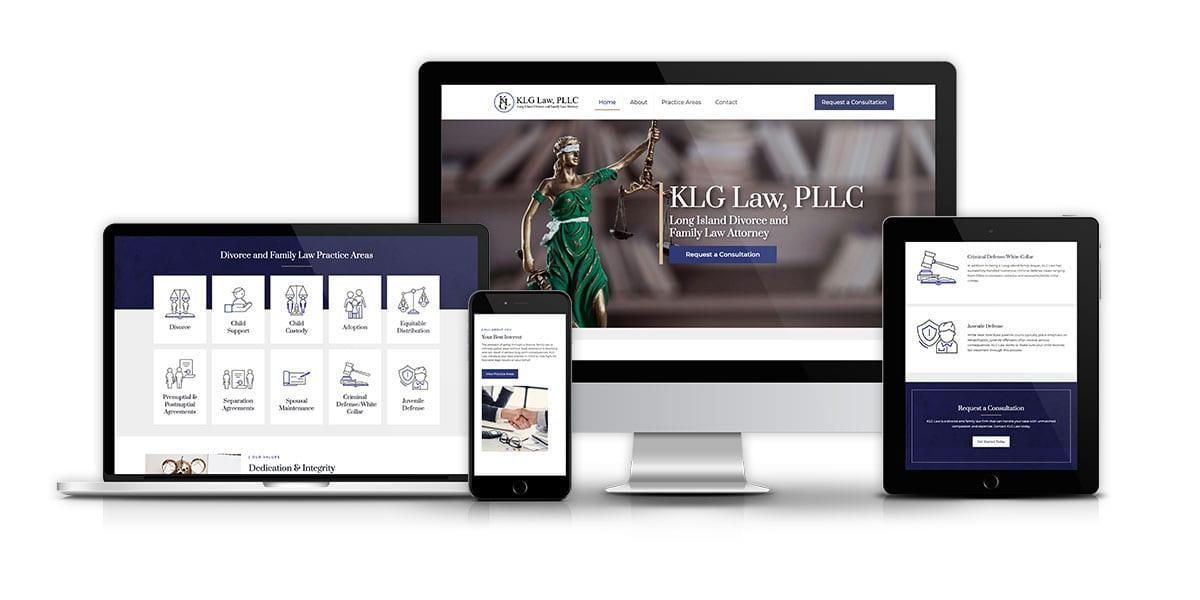 KLG Law - Portfolio