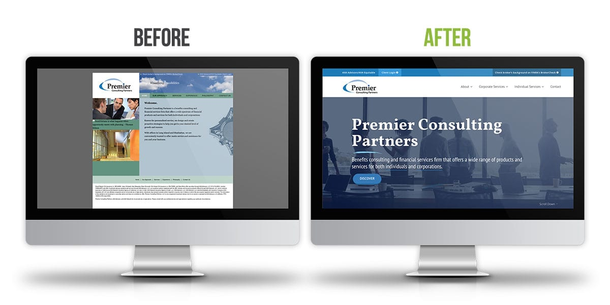Before and After - Premier Consulting Partners