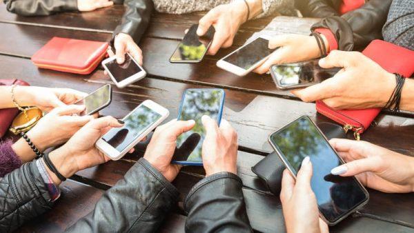 Social media activity is increasing